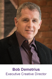 The Perry Group Public Relations Team Bob Demetrius Executive Creative Director